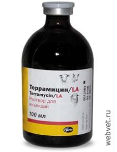 террамицин La инструкция img-1