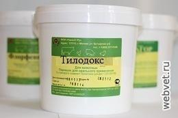 Тилодокс 200 Инструкция - фото 4